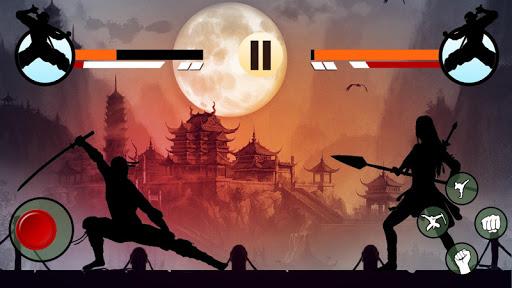 Ombre Combat héros Guerre  captures d'écran 2