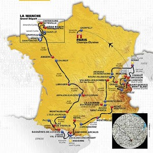 MapCo Guide: Tour de France