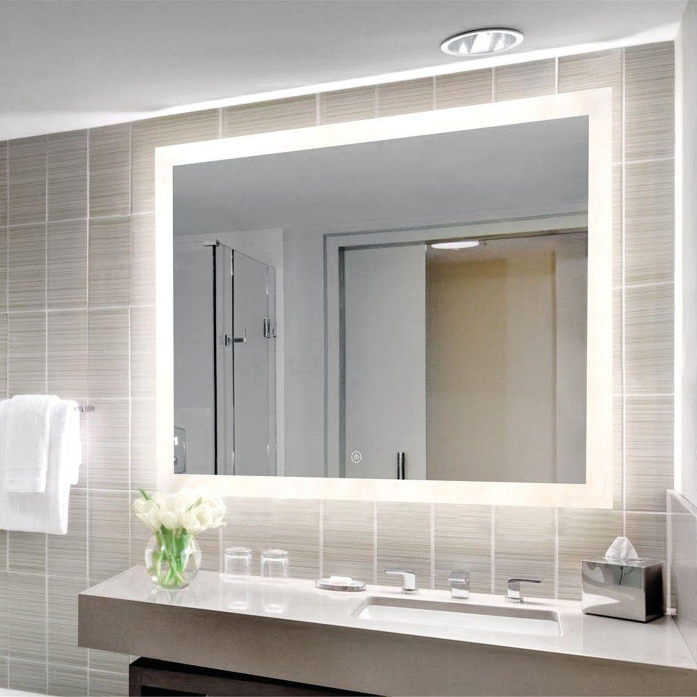 Mirror with Lighting