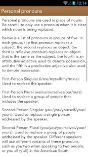 English Class Demo