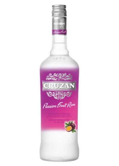 Cruzan Passion Fruit From Cruzan Rum Distillery Where It S