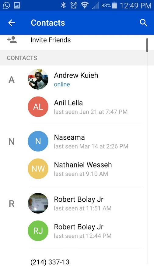 Bolay Chat - Android Apps on Google Play