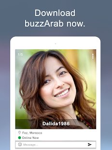 App buzzArab - Single Arabs and Muslims APK for Windows Phone