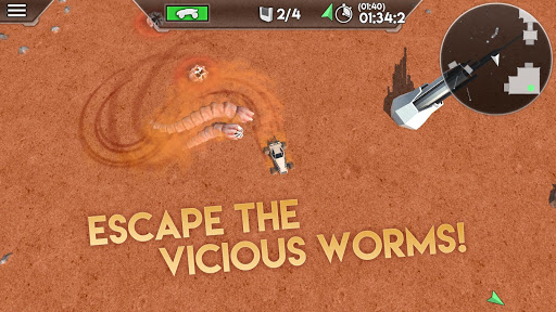 Desert Worms  screenshots 11