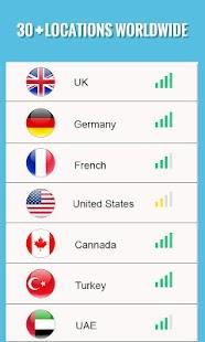 VPN Secure: Web Odblokovat - náhled