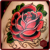 Rose Tattoos Design
