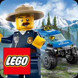 LEGO® City game - new Mountain Police fun!