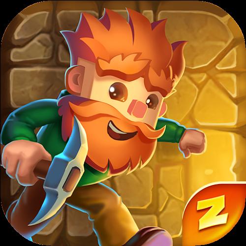 Dig Out! - Gold Digger Adventure [Mod Money] 2.16.2 mod