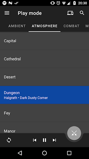 DnDify - RPG Music 1.4 screenshots 2
