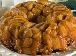 Christmas Morn Coffeecake (monkey Bread) Recipe