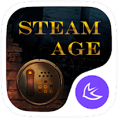 Steam Age theme for APUS