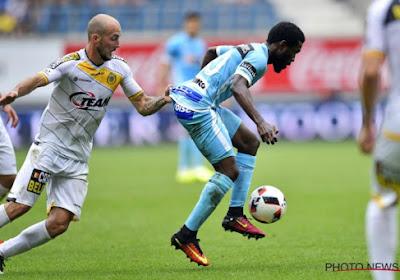 """Rabiu (Gand) montre ses ambitions : """"Travailler dur, jouer autant que possible et être champion"""""""