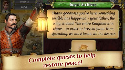 The Far Kingdoms - Hidden Object Magic 1.2.6 screenshots 2