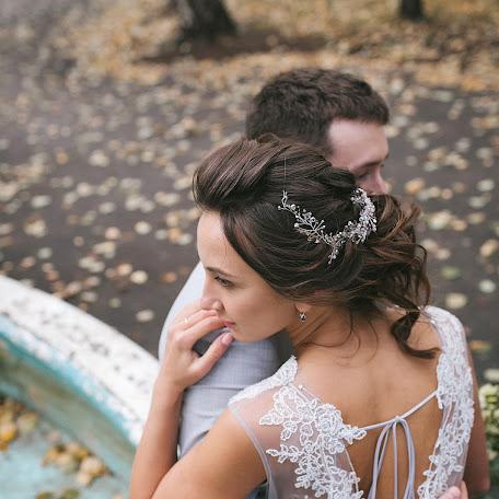 Свадебный фотограф Мария Евсеева (Foxik-85). Фотография от 16.10.2017