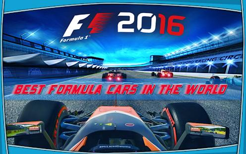 Vertigo F1 2016: Formula thrust traffic racer 2017 - náhled