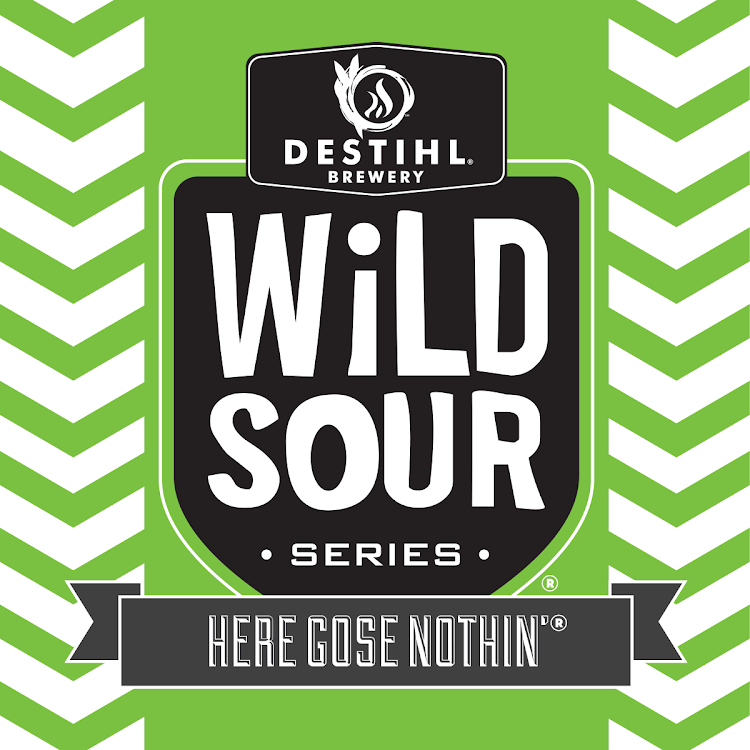 Logo of DESTIHL Brewery Wild Sour Series: Here Gose Nothin'