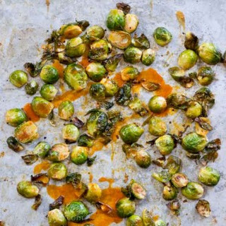 Buffalo Brussels Sprouts