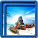 Tropical Beach Live Wallpapers icon