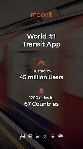 Moovit: #1 Transit App for PC