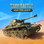 Tank Battle: WW2 Game - Modern World of Shooting Icon