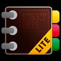 SkinnyNote Notepad Lite icon