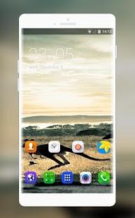 Animal Theme for Samsung Galaxy S Advance - náhled