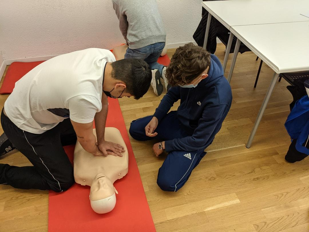 Learn how to perform CPR