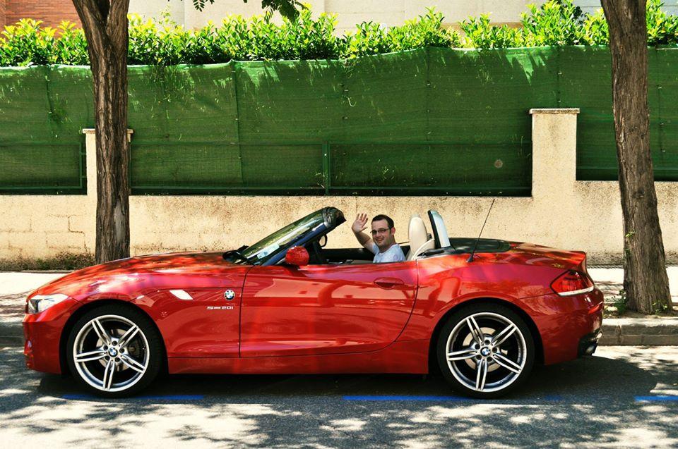 BMW Z4 2.0i Sdrive Msport Hire Leeds