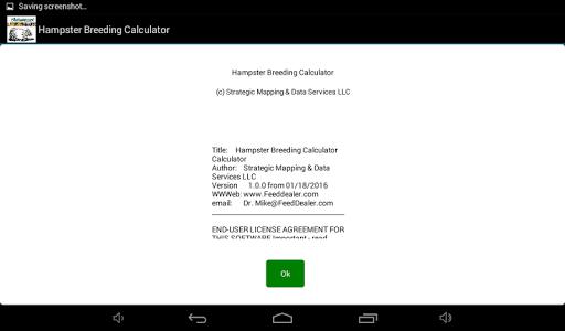 Download Hamster Breeding Calculator APK latest version app for