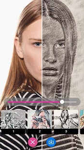 Sketch Pictures- Pencil Sketch to Draw Yourself - náhled