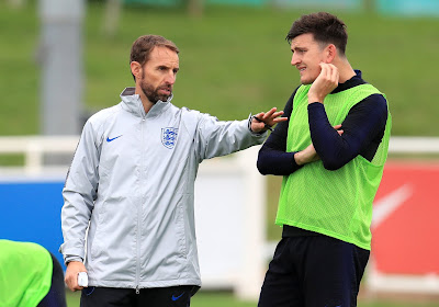 Gareth Southgate a secrètement contracté la Covid-19 sans en parler à ses joueurs