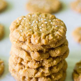 Flourless Peanut Butter Cookies Recipe