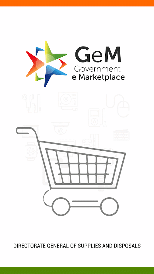 Government e-Marketplace (GeM)- screenshot