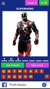 Download Guess The Superhero For PC Windows and Mac apk screenshot 4