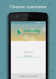 Chatimity Chat Rooms- screenshot thumbnail