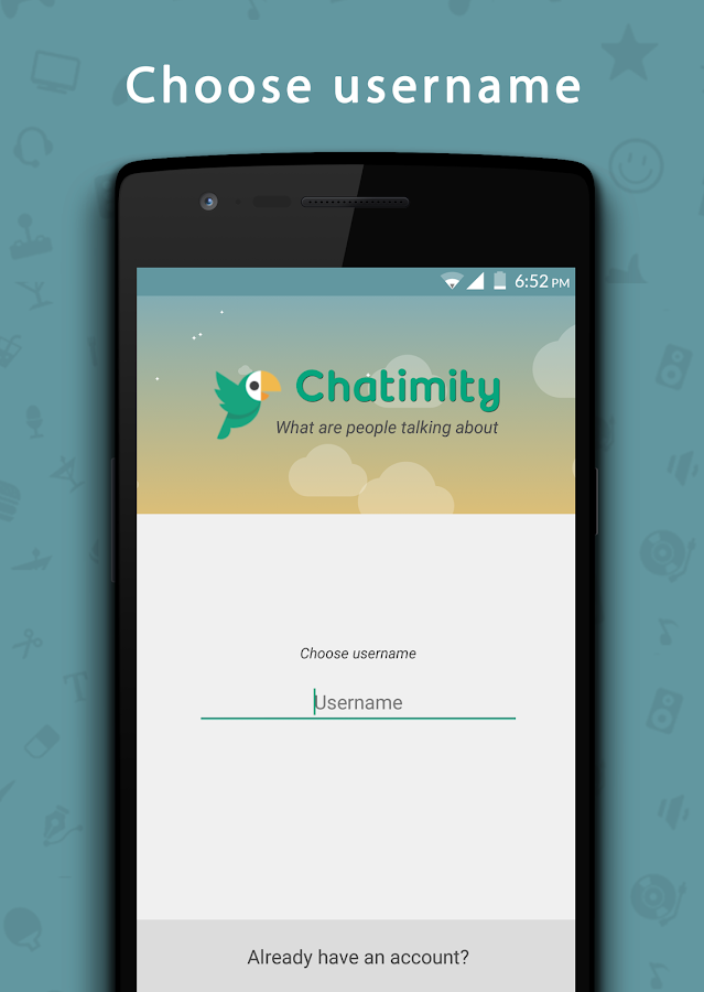 Chatimity - Local Chat Rooms- screenshot