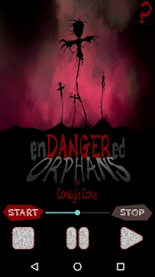 Endangered Orphans of Condyle Cove - Companion App - náhled