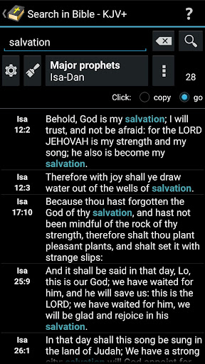 MyBible - Bible  screenshots 7