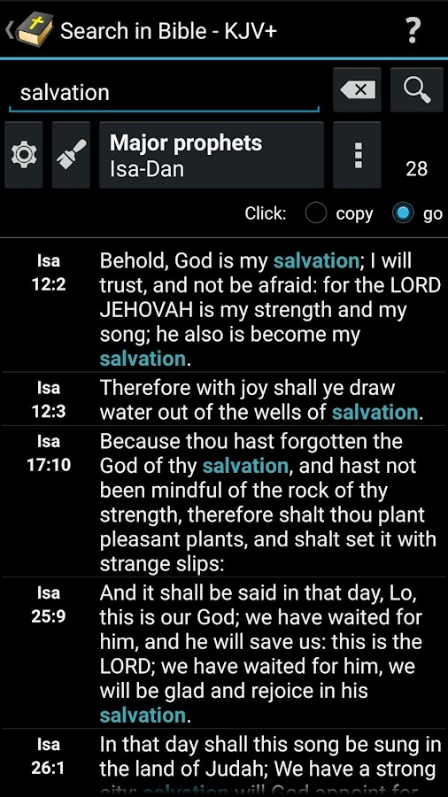 MyBible - Bible- screenshot