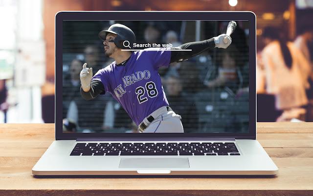 Nolan Arenado HD Wallpapers MLB Theme