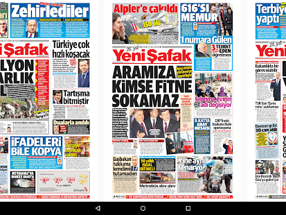 Gazete Manşet- screenshot thumbnail