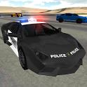 Police Car Driving Sim icon