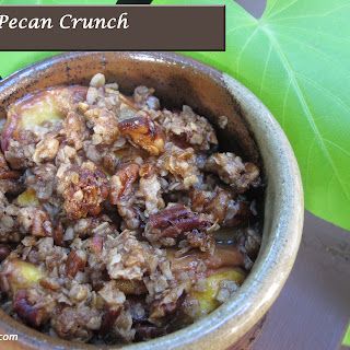 Peach Pecan Crunch