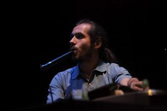 Photo: Casa da musica, Porto, mars 2012, Riccardo aux percussions. Crédit Photo:João Messias @Casa da Música.