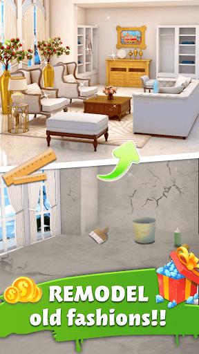 Home Memory: Word Cross & Dream Home Design Game 1.0.7 screenshots 11