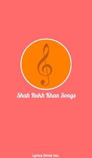 Hit Shahrukh Khan Songs Lyrics - náhled