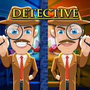 Find The Differences: The detective
