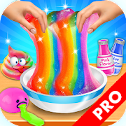 Slime Maker Pro and Slime Recipes Book