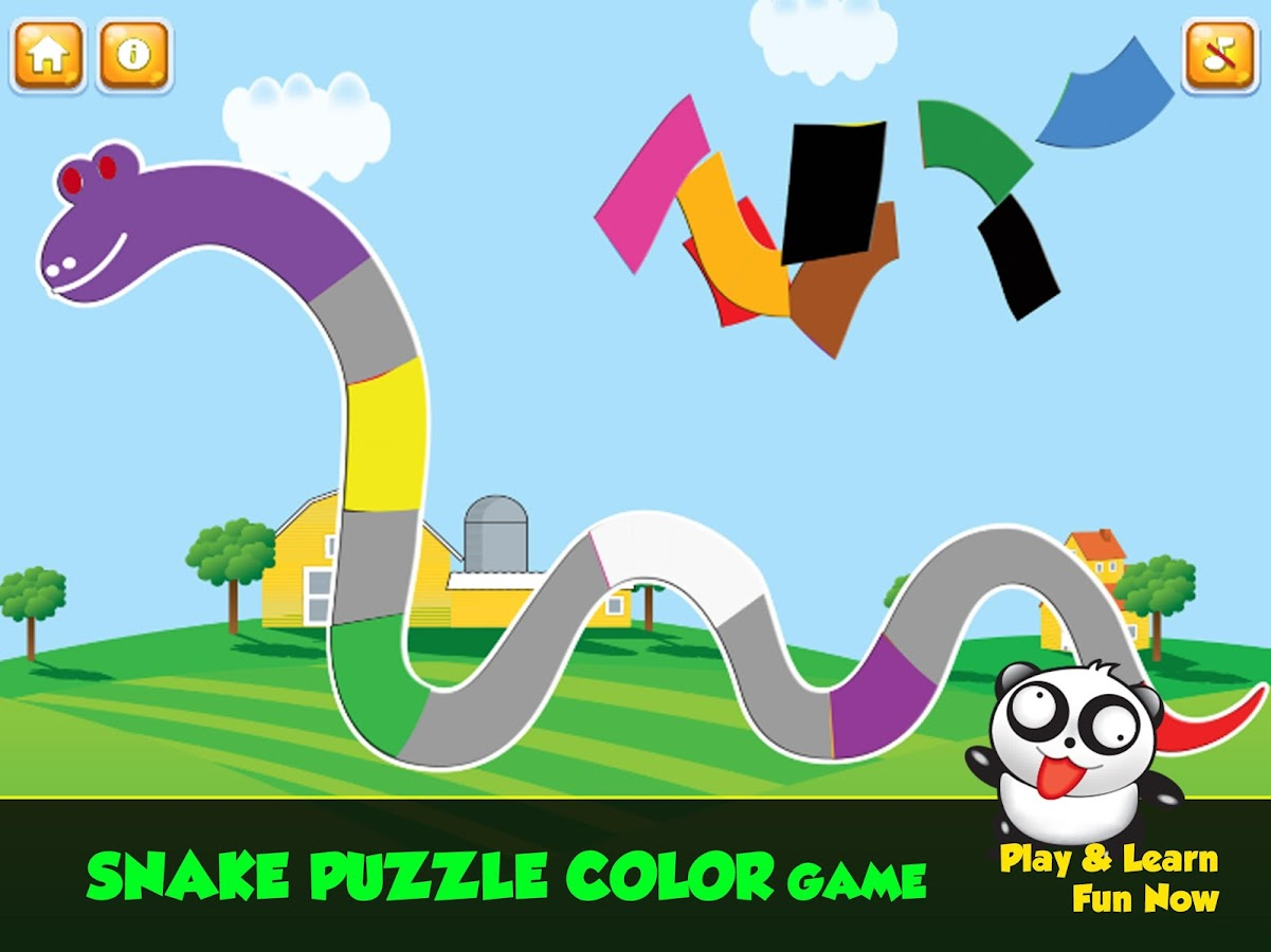 play learn colors games for kindergarten screenshot
