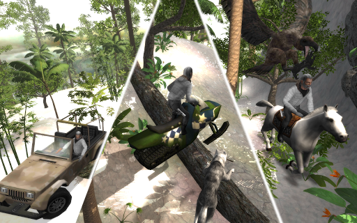 Ice Age Hunter: Online Evolution apktram screenshots 5